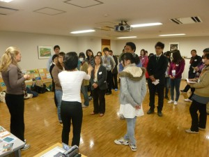 Jennifer Stanchfield's Workshop in Japan