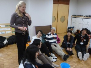 Experiential Learning Workshop Japan