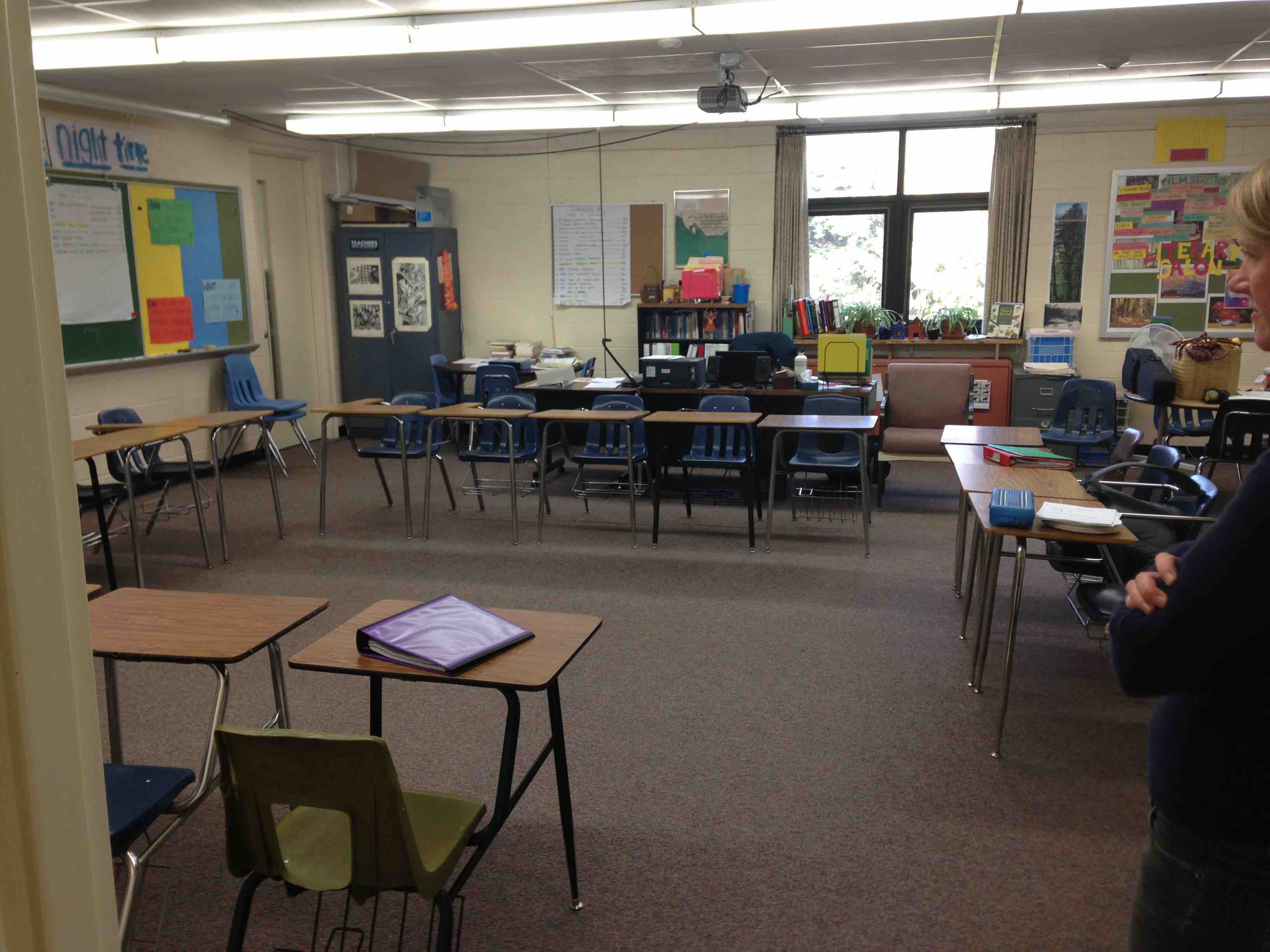 Horseshoe Classroom Design ~ Designing and re imagining the classroom space