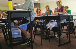 Standing Desks and Classroom Design