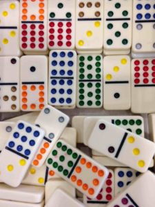 Domino Fraction Activity